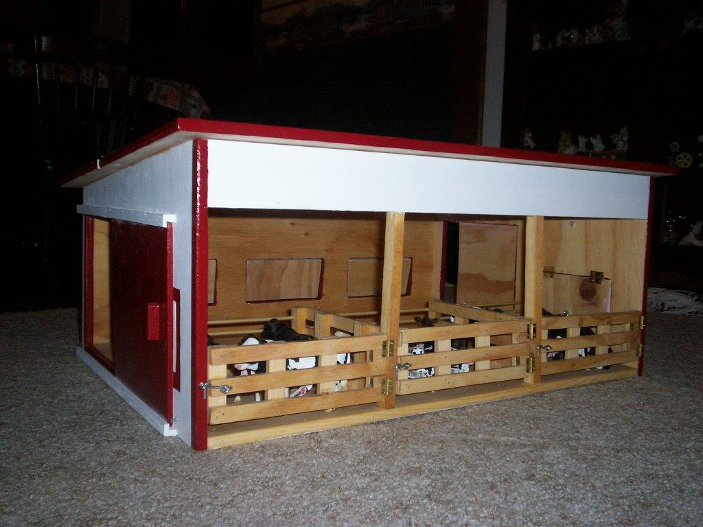 for sale | wooden toy barns and buildings